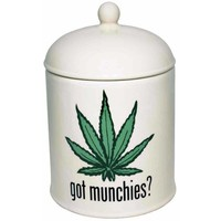Munchies Cookie Jar