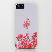 Sweet Pink  iPhone & iPod Case by Hello Twiggs