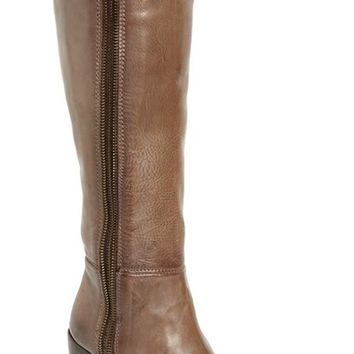 Freebird by Steven Beau Knee High Double Zip Boot (Women) | Nordstrom
