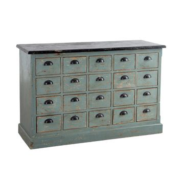 Robyn Distressed Dresser