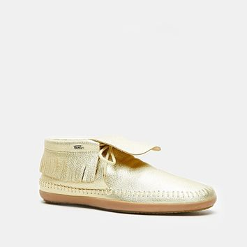 Vans Gold Women's Moccasin - Urban Outfitters