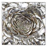 Peony Plaque | Wall Decor | Mirrors & Wall Decor | Decor | Z Gallerie