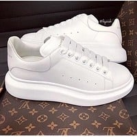 Alexander McQueen Shoes Fashionable casual shoes B-CSXY White
