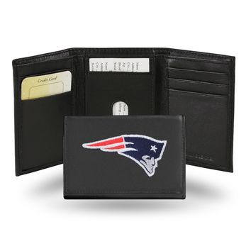 NEW ENGLAND PATRIOTS EMBROIDERY TRIFOLD