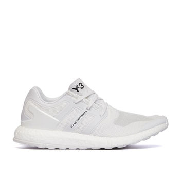 Adidas Men's Y-3 Pure Boost Crystal White