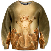 King Kitty Sweatshirt