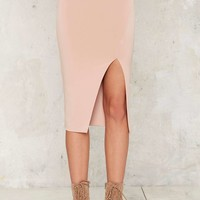Knox Slit Skirt