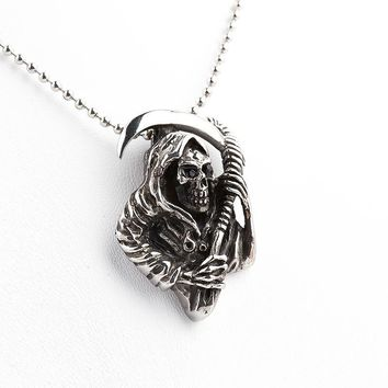 New Arrival Stylish Jewelry Shiny Gift Hot Sale Accessory Punk Strong Character Knife Pendant Necklace [7831827975]