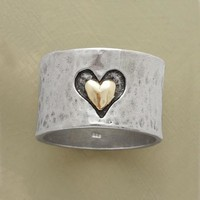 Heart And Soul Ring | Robert Redford's Sundance Catalog