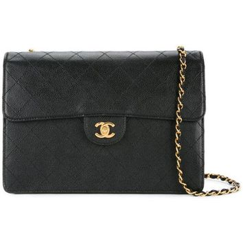 Shop Quilted Chain Bag On Wanelo