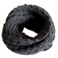 Frost Hats Winter Infinity Scarf for Women IS-1 Knitted Loop Scarf Frost Hats:Amazon:Clothing