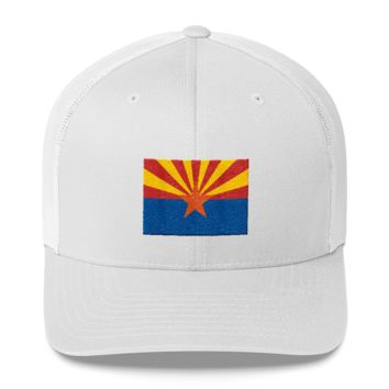 Arizona - State Flag Hat