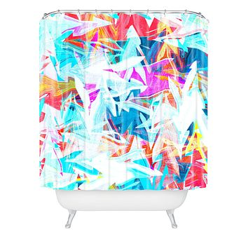 Elisabeth Fredriksson Winter Dream Shower Curtain