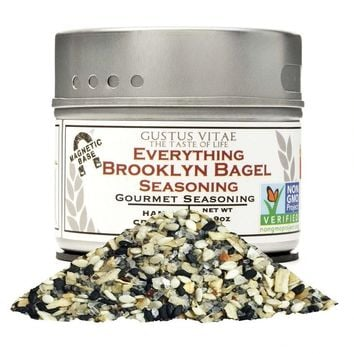 Everything Brooklyn Bagel Seasoning