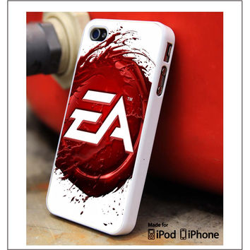 EA Sport Logo iPhone 4s iPhone 5 iPhone 5s iPhone 6 case, Galaxy S3 Galaxy S4 Galaxy S5 Note 3 Note 4 case, iPod 4 5 Case