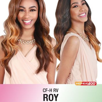 Zury SIS CF-H RV Roy Synthetic Wig Reversible 2 Colors in 1 style