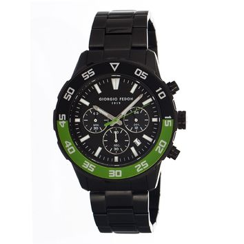Giorgio Fedon 1919 Gfai004 Sea Timer Mens Watch