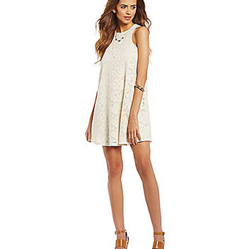 Gianni Bini Topenga Trapeze Dress | Dillards.com