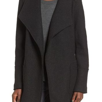 Thread & Supply Drape Front Coat | Nordstrom