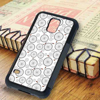 Reto Bicycle Pattern Samsung Galaxy S5 Case