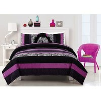 Bed Ink Posh Purple Comforter Comforter Sets