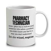 Pharmacy Technician Someone Who Solves A Problem