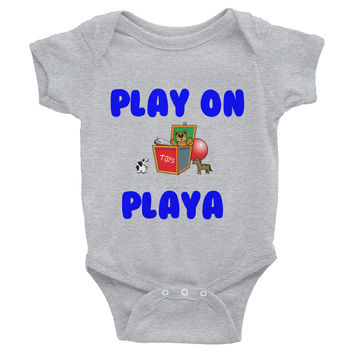 Play on Playa Infant Bodysuit
