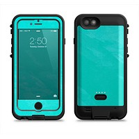 The Subtle Neon Turquoise Surface Apple iPhone 6/6s LifeProof Fre POWER Case Skin Set