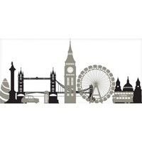 WallPops® London Calling Wall Art Kit