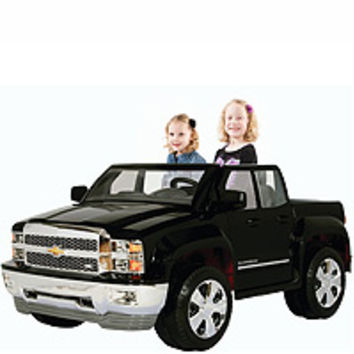 silverado 12 volt toysrus autos post. Black Bedroom Furniture Sets. Home Design Ideas