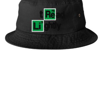 tread lightly b Bucket Hat, - Bucket Hat