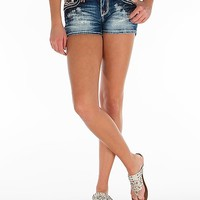 Rock Revival Ara Stretch Short
