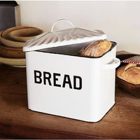 Enameled Bread Box - NOW ON SALE!