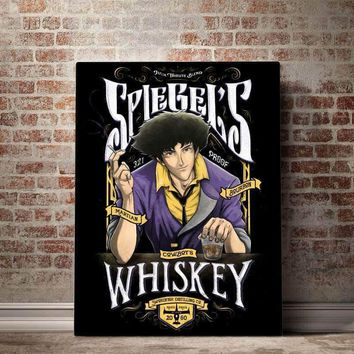 Spiegel's Whiskey Canvas Set