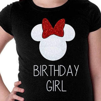 7b4af23a0 94+ Disney Birthday Shirts For Adults - Gold Glitter Mickey Mouse ...