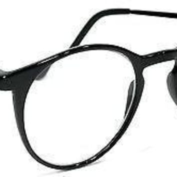 Retro Reading Glasses Classic Lucca Style Small Round Frame Men Women Reader
