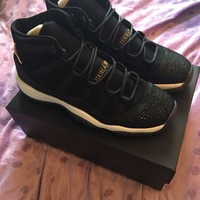 DCCK8TS Jordan 11 Heiress Uk8.5 Brand New With Receipt