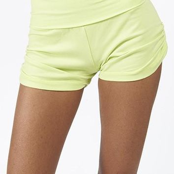 Harem Yoga Shorts