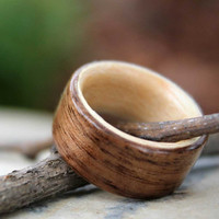 Bentwood Ring Walnut and Maple
