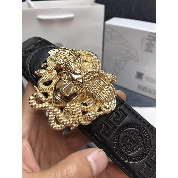 Best Versace Medusa Belt Products On Wanelo