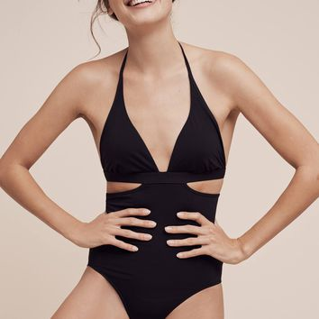 Seafolly Side Cutout One-Piece