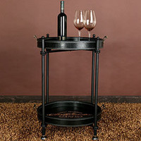 Bordeaux Bar Cart | Z Gallerie