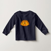Happy Turkey Day Toddler T-shirt