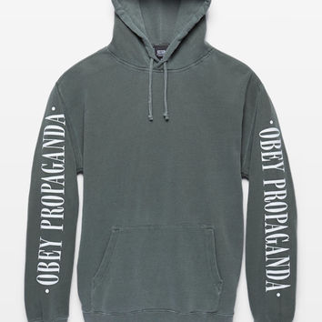 OBEY New Times Propaganda Pullover Hoodie at PacSun.com