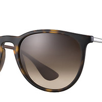Ray-Ban RB4171 865/13 54-18 ERIKA CLASSIC Tortoise sunglasses | Official Online Store US