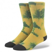 Stance | Shake Junt Yellow, Green, Forest Green socks | Buy at the Official website Main Website.