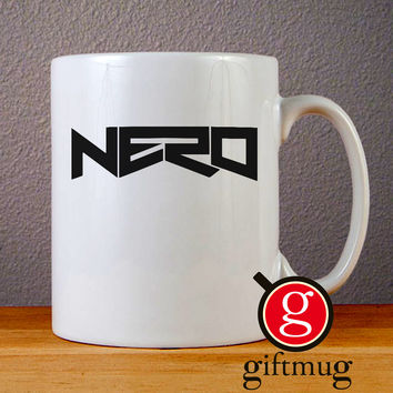 Nero Ceramic Coffee Mugs