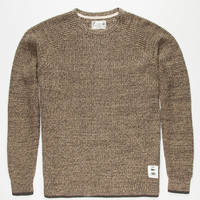 Vans Jt Malaga Mens Sweater Khaki  In Sizes