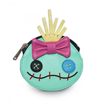 Lilo and Stitch Scrump Coin Bag