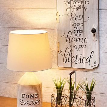 Blessed Country Home Collection Farmhouse Decor Antique-inspired Pieces